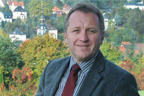 Bürgermeister Ronny Hofmann