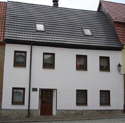 Geburtshaus Mendelssohnplatz 6