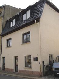 Geburtshaus Altenburger Straße 5