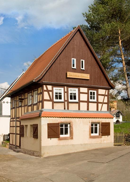 Heimathaus Lunzenau