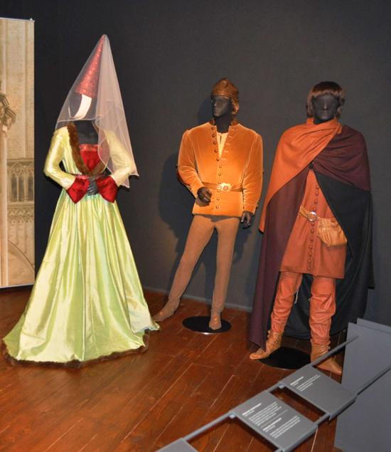 Kostümausstellung Schloß Rochsburg