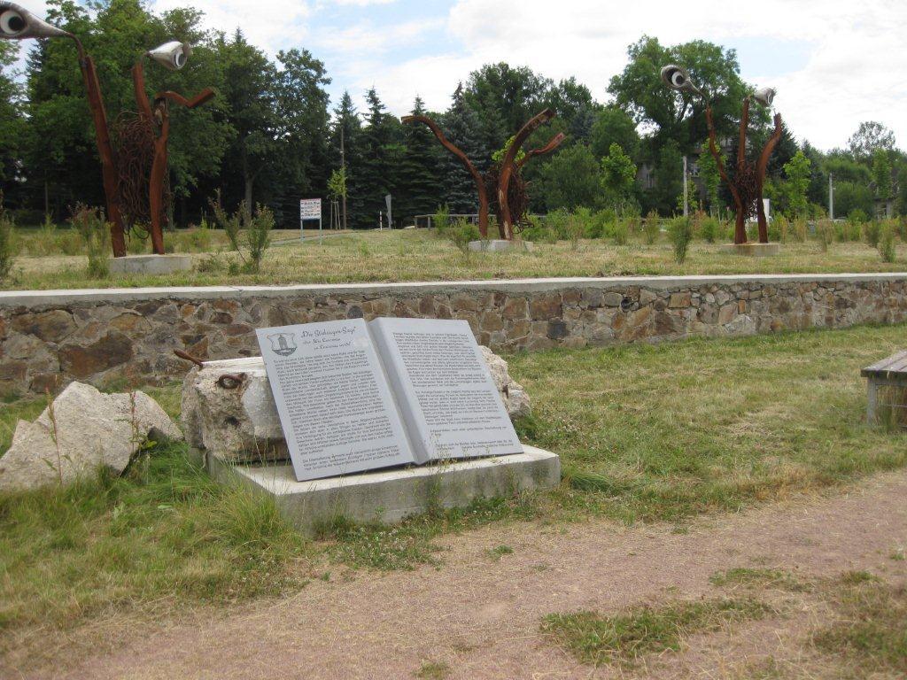 Sagenbuch über die Entstehung der Stadt Lunzenau (nicht ganz ernst zu nehmen)