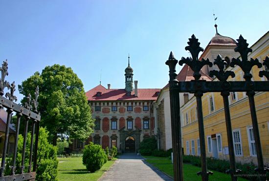 Schloss Libochovice