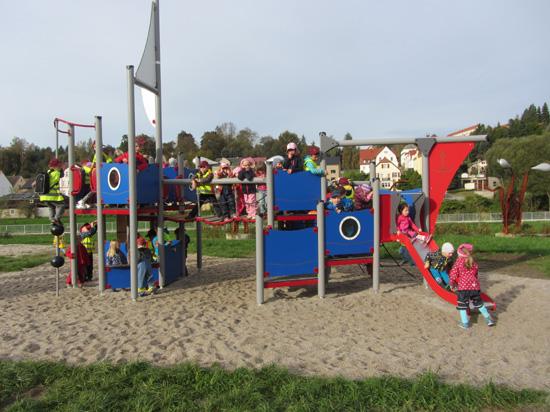 Sport- und Spielgarten