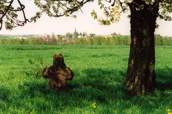 Steinkreuz in Cossen