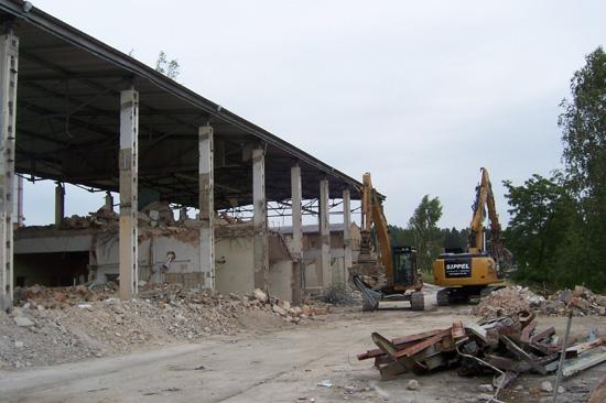 Abriss Juni 2012