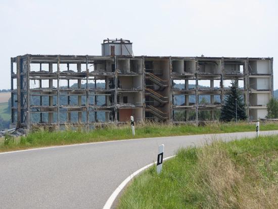 Abriss Juli 2012