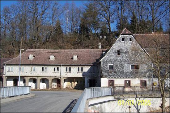 Der alte Gasthof Göritzhain