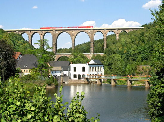 Die Göhrener Brücke