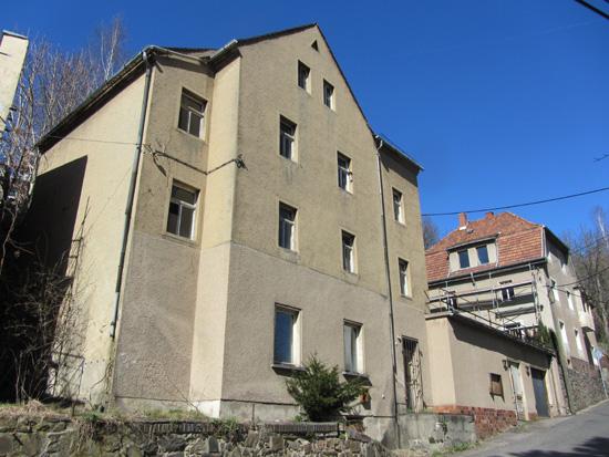 Das Gebäude im Jahr 2013