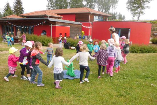 Kindertagsfeier